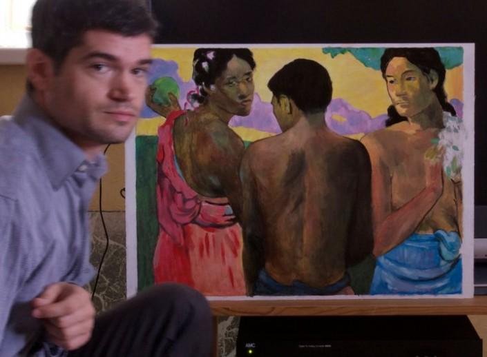 copie de Gauguin